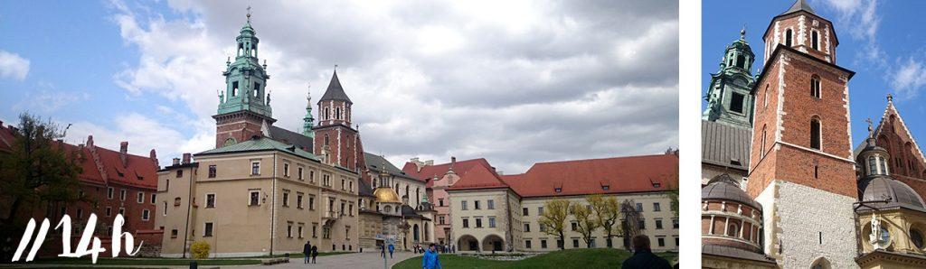 cracovie-blog-visite-ville-voyage-wawel-chateau-legende-pologne