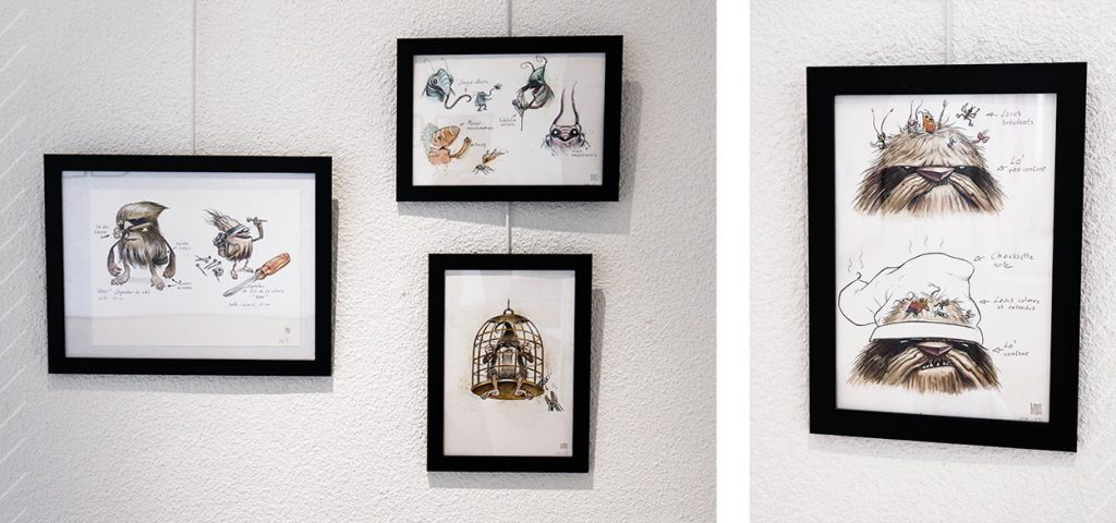 1-exposition-illustrateur-edition-la-poule-qui-pond-clermont-ferrand