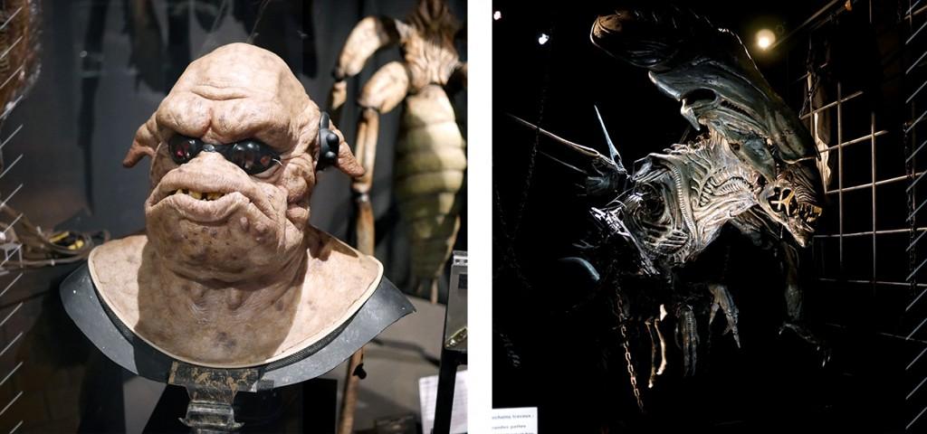 10-alien-reine-exposition-lyon-cinéma-miniatures-blog-avis