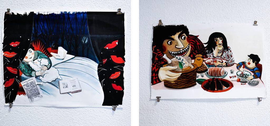 14-lestrade-cirquin-exposition-illustrateur-edition-la-poule-qui-pond-clermont-ferrand