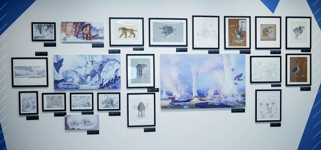 32-scrat-age-de-glace-dessin-animé-expo-blue-sky-blog-paris-art-ludique