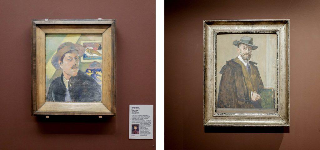 autoportraits quand le mus e d 39 orsay s 39 expose en. Black Bedroom Furniture Sets. Home Design Ideas