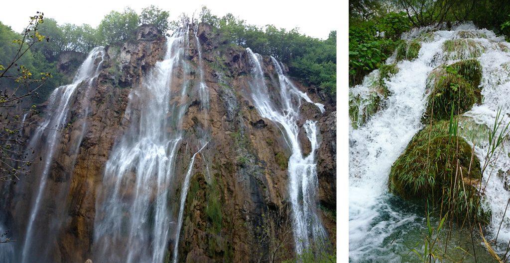 cascade-croatie-lacs-plitvice