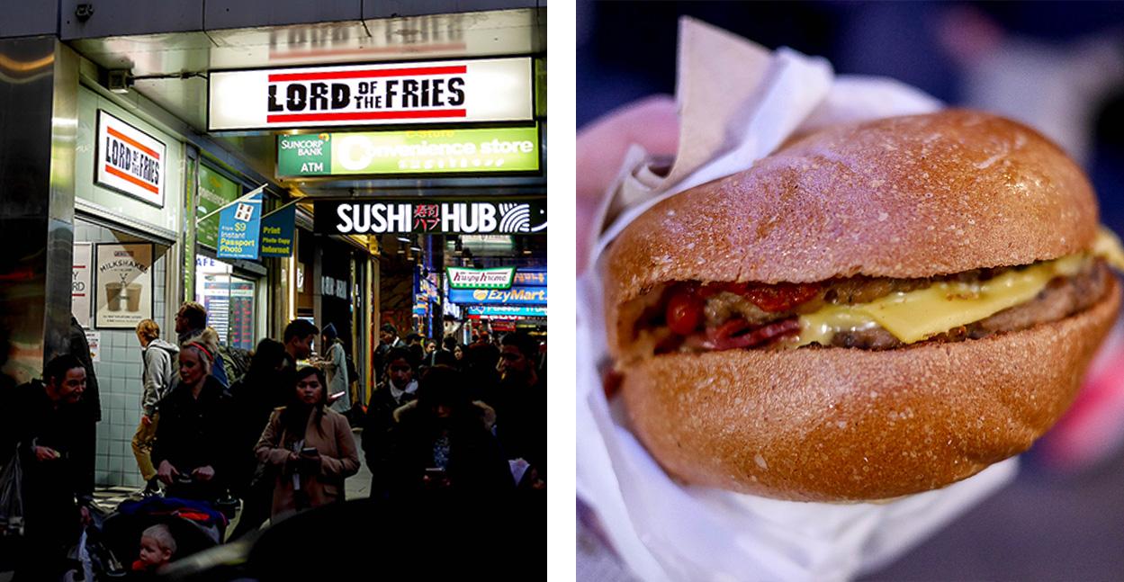 melbourne-roadtrip-voyage-lord-of-fries-vegetarien-fast-food