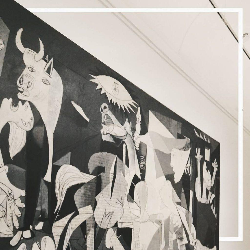 Guernica  Picasso  Ce tableau a t peinthellip