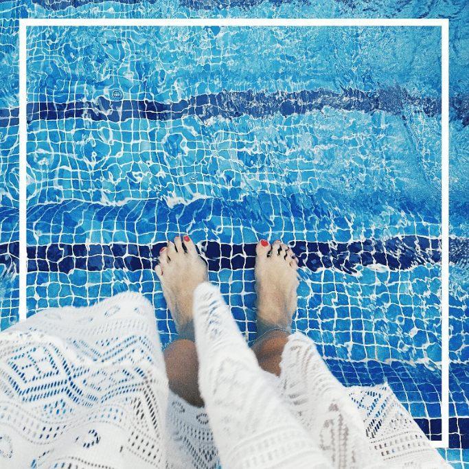 Vacances en mode farniente ! repos piscine plage espana espagnehellip