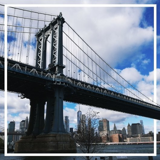Manhattan bridge  newyork NYC ignewyork newyorkenfrancais pontdemanhattan manhattan manhattanbridgehellip